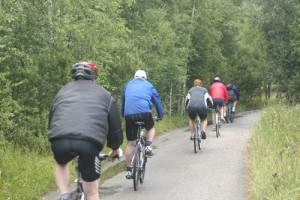 povinnosti cyklistů