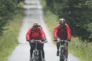 Jízda na jízdním kole