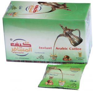 Kde se dá koupit beduínská káva?