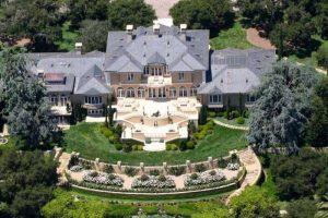 residence Oprah Winfrey v Montecito USA
