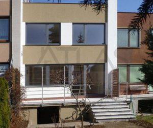 Pronájem řadového rodinného domu 6+kk, 300 m2 Praha 6 - Baba