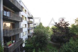 Pronájem bytu 1+kk Praha 6 - Červený vrch, Tibetská hezký výhled do zeleně