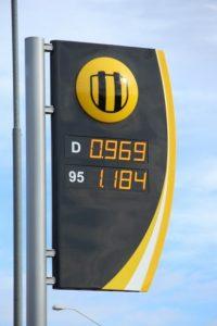 společnosti SLOVNAFT a situace na trzích s ropou a ropnými produkty