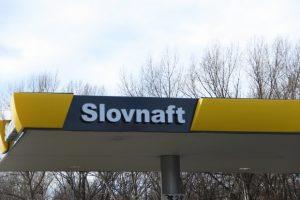 společnosti SLOVNAFT - vysoké ceny motorových paliv