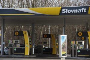 Slovenské paliva splňují požadavky EU SLOVNAFT