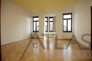 Pronájem bytu 7+1, (237m2), Praha 5 - Smíchov, Janáčkovo nábřeží