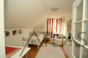 Dětská ložnice - Pronájem domu 6+1, 300 m2 Nebušice