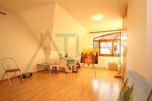 Large bonus room - For Rent: 8-BD Family Villa Prague 6 - Nebusice.