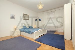 Apartment Rent of fully furnished 2-bedroom apartment, Prague 2 - Vinohrady, Slezska Street