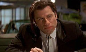 """John Travolta v parodii na laciné rodokapsové krváky od Quentina Tarantina Pulp Fiction - Historky z podsvětí """"Pulp Fiction"""""""