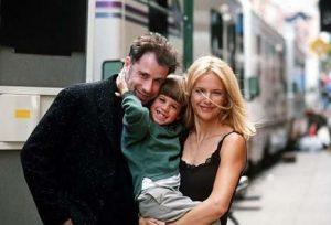 John Travolta si v roce 1991 vzal za ženu herečku Kelly Preston