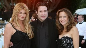 John Travolta, Kelly Preston, Kirstie Alley