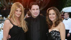 John Travolta, Kelly Preston, Kirstie Alley