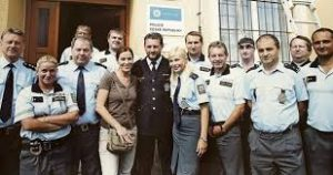 Policie Modrava je český kriminální televizní seriál vysílaný na TV Nova