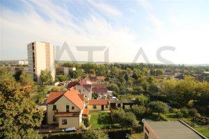Pronájem bytu 2+kk, 40 m2 Mělník, ul. Sportovní