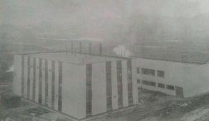 Sídliště Solinky v Žilině na Slovensku stojí od roku 1981