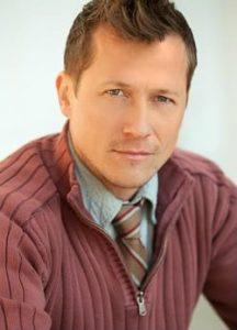 Corin Nemec je známý americký herec