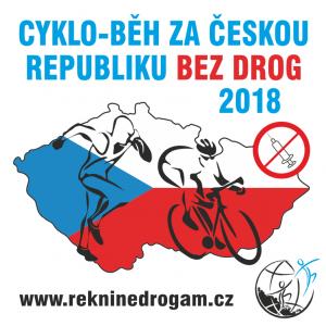 Do Valašského Meziříčí dorazil Cyklo-běh za Českou republiku bez drog