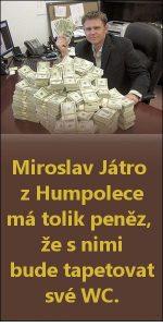 Miroslav Játro z Humpolce má hodně peněz - je výherce Eurojackpotu