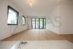 Pronájem bytu 2+kk Praha 7 - Holešovice, Dělnická - obývací pokoj