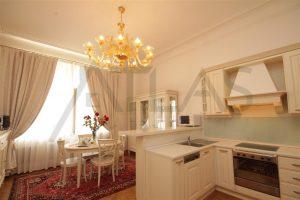 Pronájem bytu 3+kk, Praha 1 - Nové Město, blízko Náměstí Republiky, Truhlářská ulice