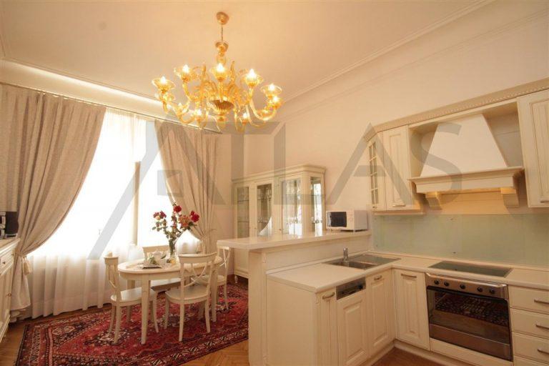 Pronájem bytu 3+kk, Praha 1 – Nové Město, blízko Náměstí Republiky, Truhlářská ulice