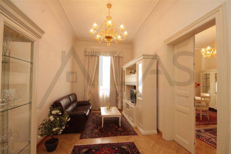 Pronájem bytu 3+kk, Praha 1 - Nové Město, blízko Náměstí Republiky