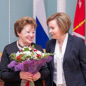 Anna Mityanina byla potvrzena jako viceguvernérka pro sociální věci