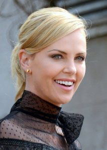Hollywoodská herečka Charlize Theron