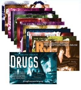 FREE THE TRUTH ABOUT DRUGS BOOKLET SET