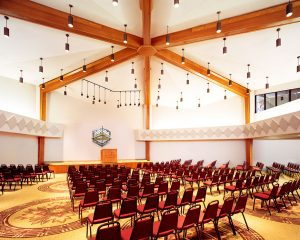 auditorium Narconon Arrowhead