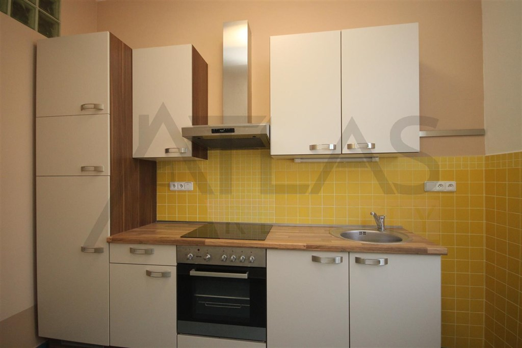 For rent one bedroom apartment 68 m2 Prague 1 - New Town, Naplavni street