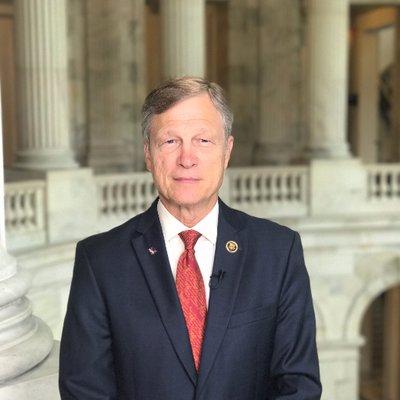 Americký kongresman Brian Babin