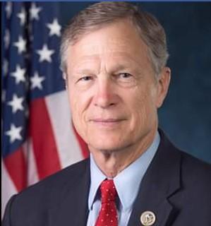 kongresman Brian Babin