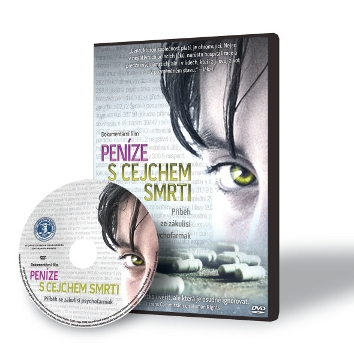 DVD Peníze s cejchem smrti