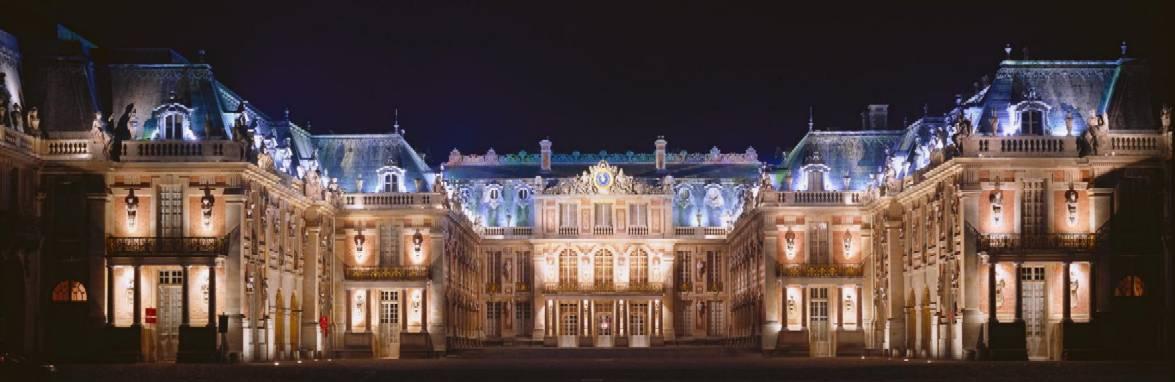 Palác ve Versailles