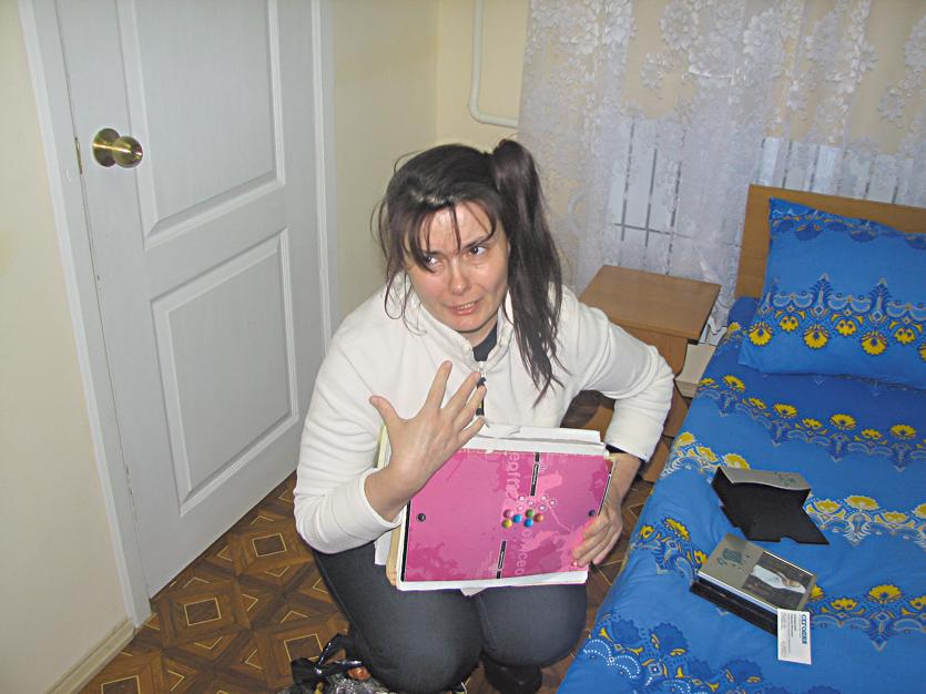 Kushinskaya. Nikdy nepřiznala svou vinu a byla omilostněna