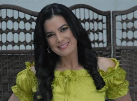 venezuelská herečka Ruddy Rodríguez