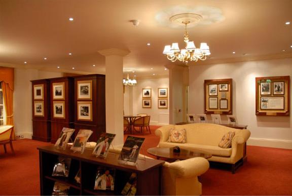 Londýn, Anglie, Fitzroy house - londýnská kancelář a ústředí tehdejších scientologických organizací L. Rona Hubbarda