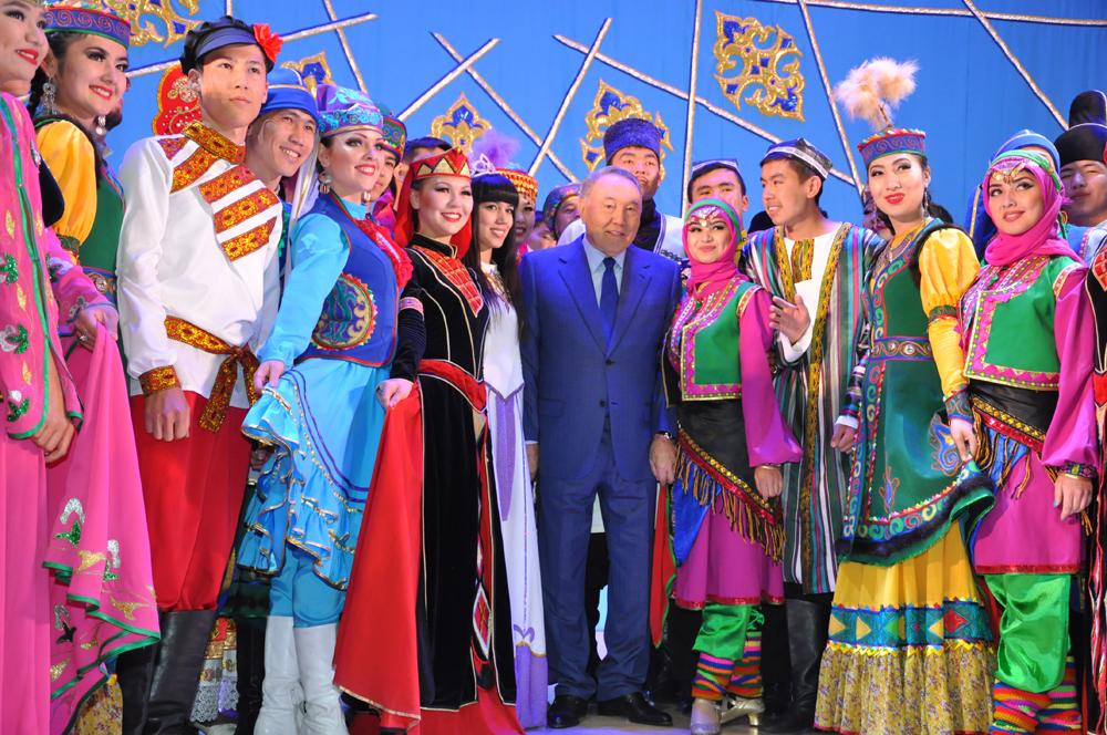 Lidé Kazachstánu