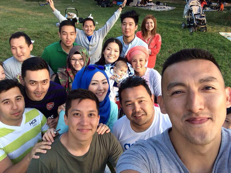 Kazachstán současnost