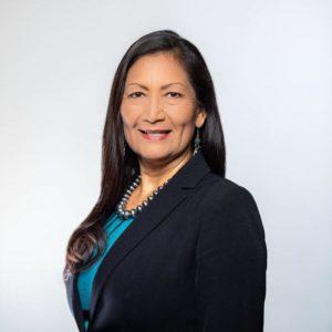 Kongresmanka Deb Haaland