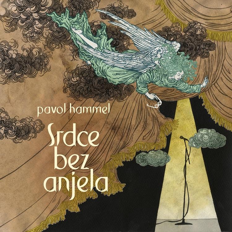Pavol Hammel – nové autorské album SRDCE BEZ ANJELA vychází 6. listopadu 2020