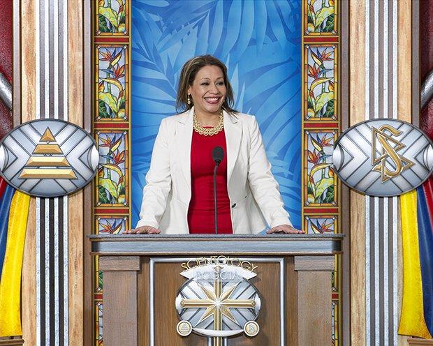 Doktorka. Sandra RINCÓN, PORADCA MINISTERSTVA SOCIÁLNÍ INTEGRACE, MĚSTO BOGOTÁ