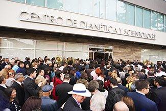 Scientologická organizace Bogota Kolumbie