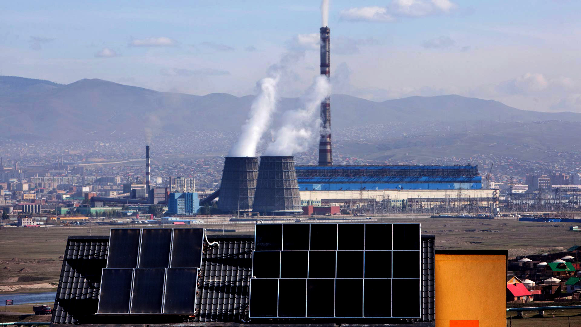 Energie a klima
