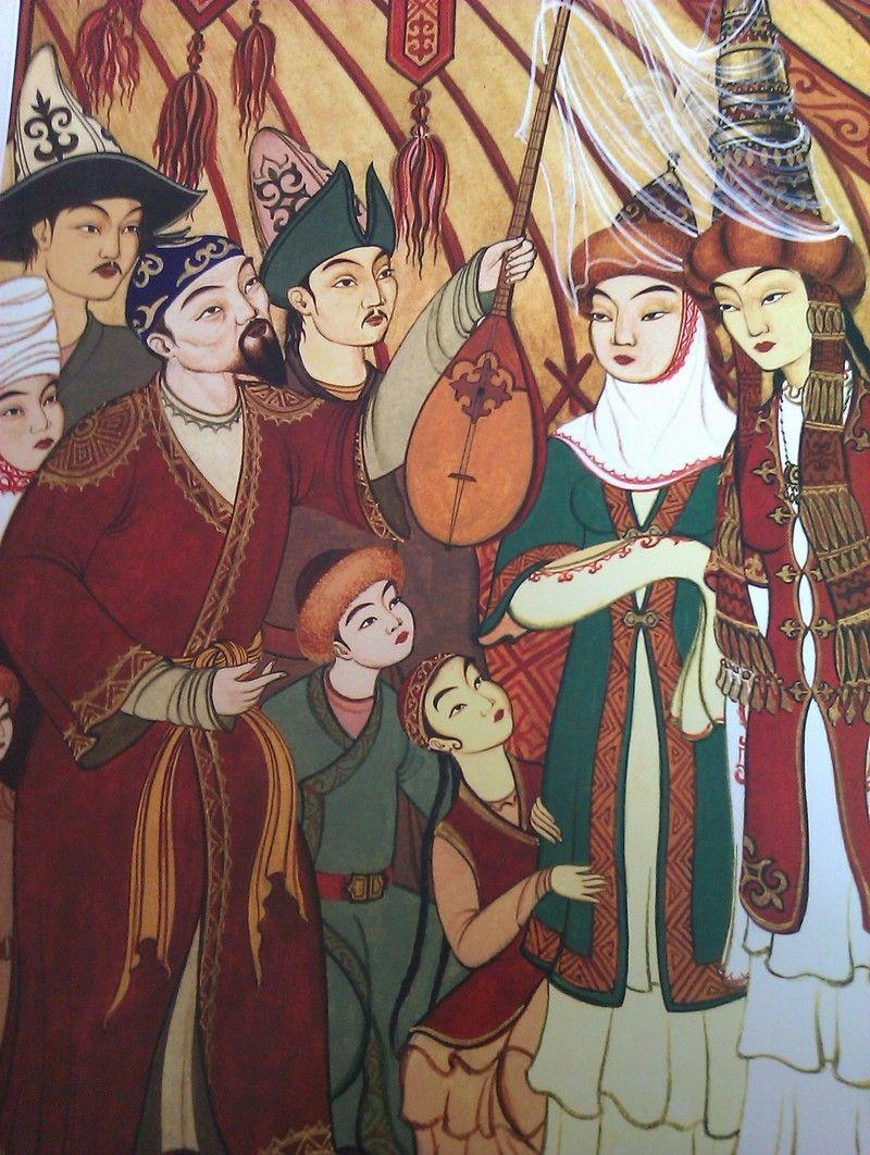 Kazachstan historie