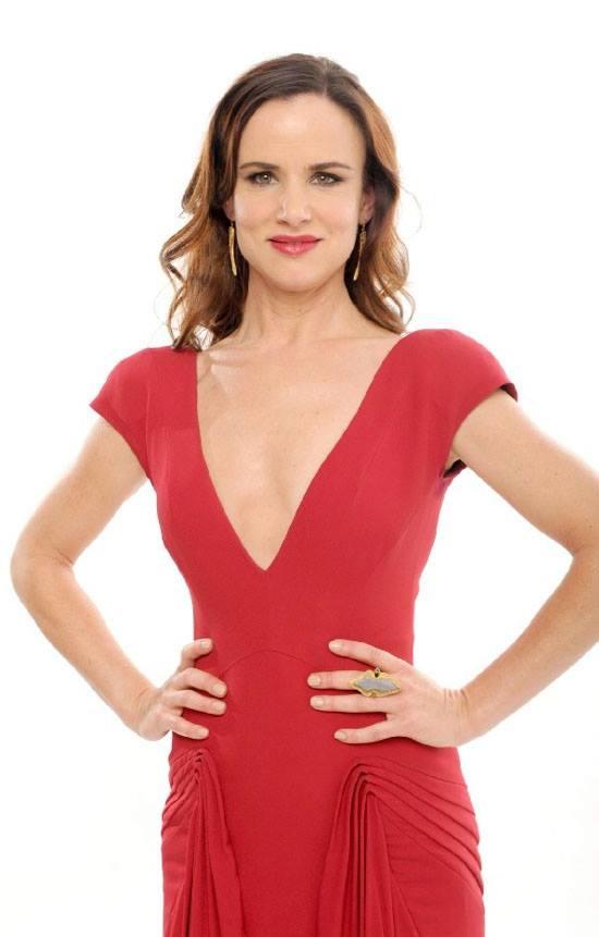 Americká herečka Juliette Lewis byla nominována na oskara