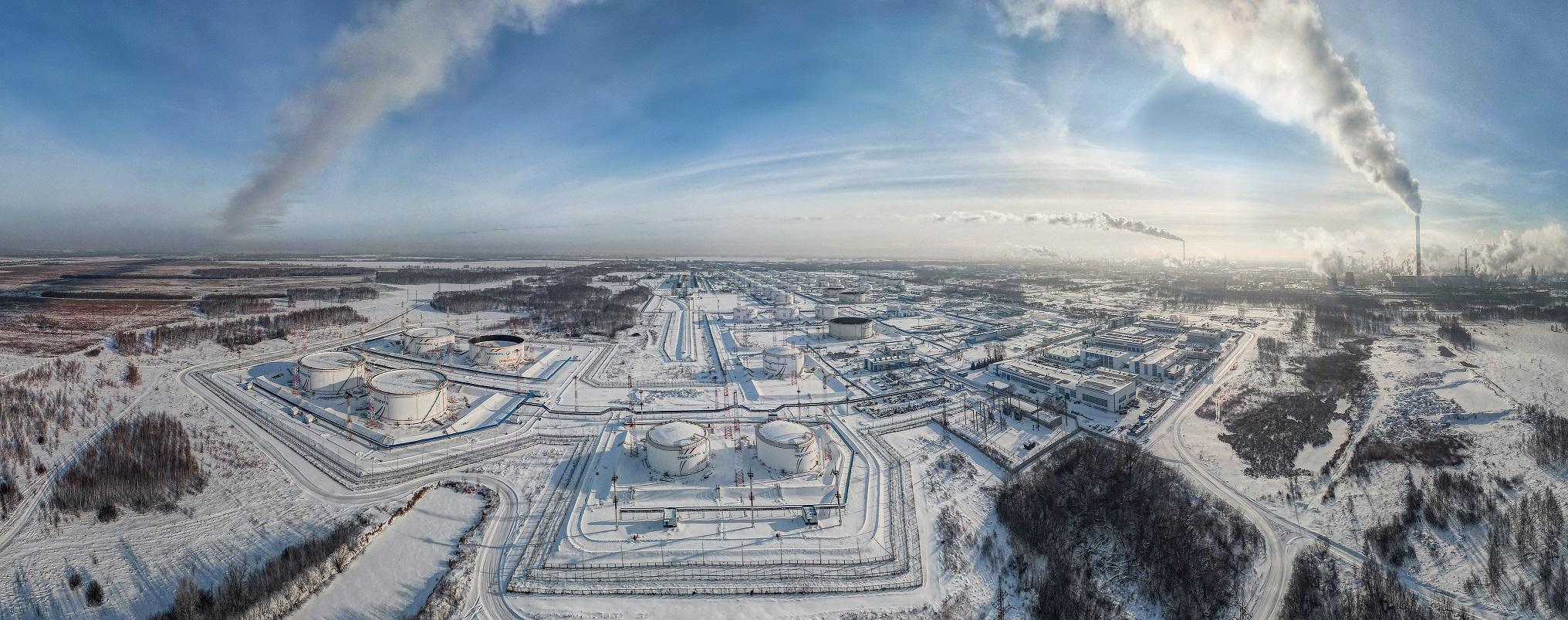 """Společnost JSC """"Transneft - Western Siberia"""