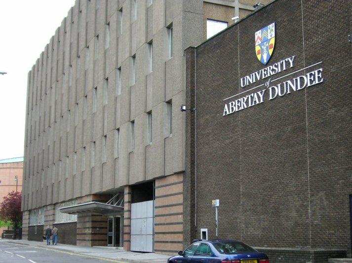 Univerzita Abertay Dundee